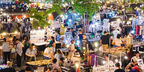 1:1 (Dating) to Chatuchak Night Market in Singapore tickets
