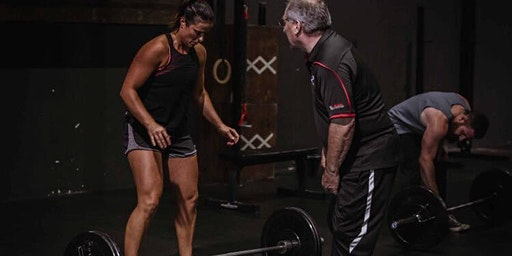 CrossFit Exhilarate Cohen Weightlifting Seminar
