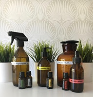 Green Cleaning with dōTERRA essential oils