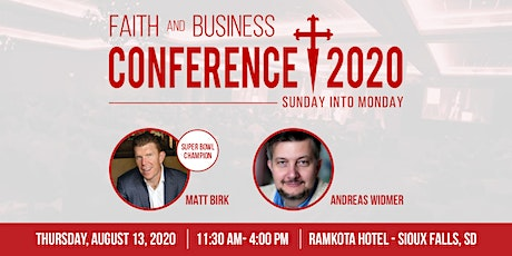 Faith & Business Conference 2020 tickets