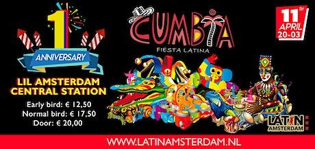 Cumbia Fiesta Latina tickets