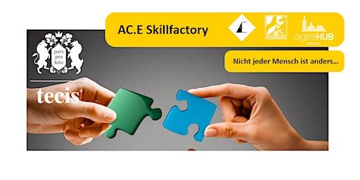Skillfactory Workshop - ist jeder Mensch anders? Persönlichkeitsanalyse.