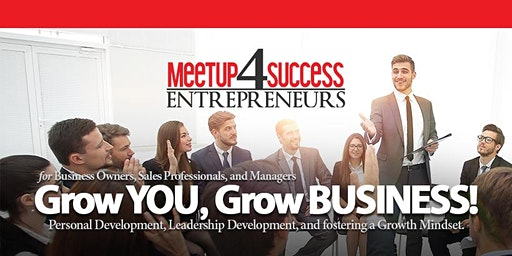 NETWORK & LEARN | GRAND BLANC LOCATION | Grow You, Grow Business!