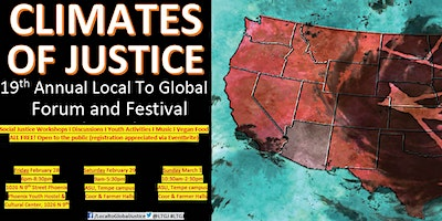Local to Global Justice 2020: Climates of Justice