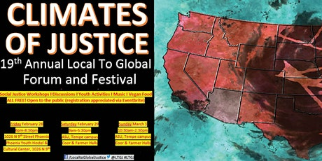 Local to Global Justice 2020: Climates of Justice tickets