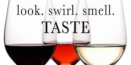 Sip & Swirl Wine Tasting & Pairing tickets