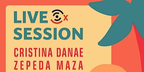 Live Session entradas