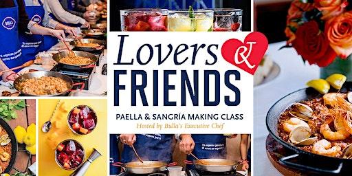 Paella & Sangría Making Class For Two at Bulla Gastrobar - Plano