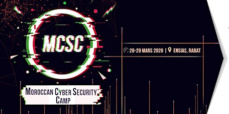 Moroccan Cyber Security Camp 2020 tickets