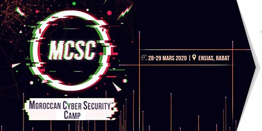 Moroccan Cyber Security Camp 2020
