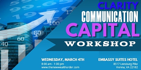 Clarity-Communication-Capital Workshop tickets