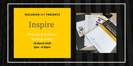 Diversity & Inclusion Strategy Session tickets