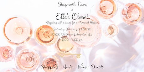 Elle's Closet Shop with Love Event tickets