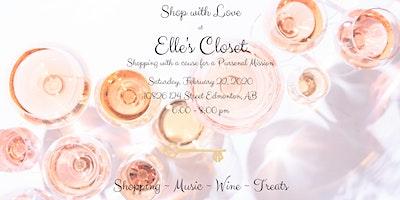 Elle's Closet Shop with Love Event