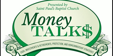 Money Talks - 10 Steps to Financial Freedom: Elm Campus  tickets