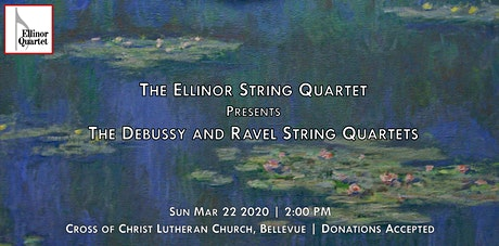 Debussy and Ravel String Quartets tickets