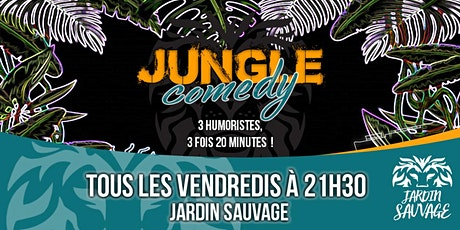 Jungle Comedy : le 3*20 minutes ! billets