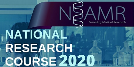 NSAMR National Research Course 2020 tickets