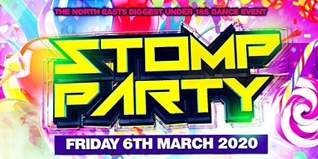 STOMPPARTY | The North East's Biggest UNDER 18's Dance Event tickets