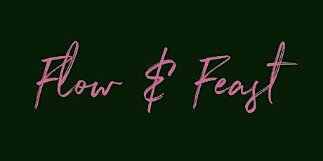 Flow + Feast: Summer tickets