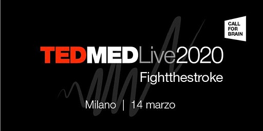 TEDMED LIVE 2020 #FIGHTTHESTROKE