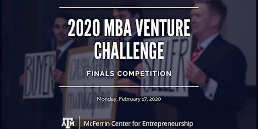 2020 MBA Venture Challenge | Judges