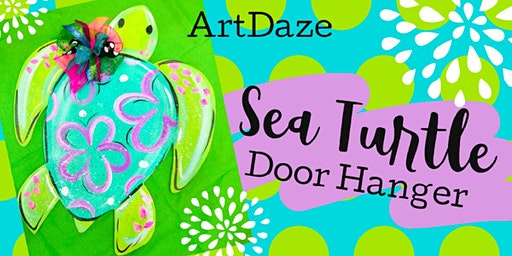 Sea Turtle Door Hanger Workshop