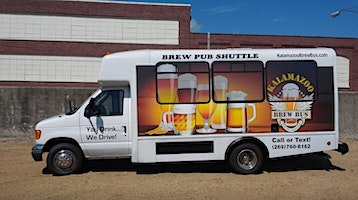 Brew Bus Pub Crawl
