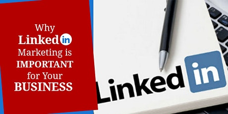 Free Linkedin Marketing Masterclass tickets