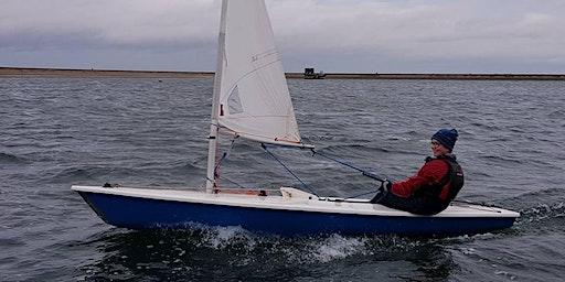 Covenham Sailing Club RYA Youth stage 1 Sailing Course 2020