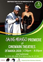Saving Mbango Movie Premiere