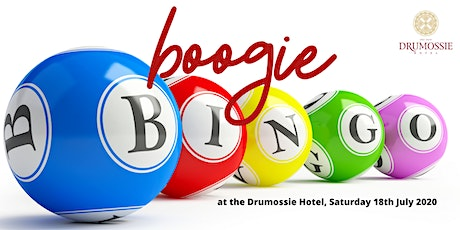 Boogie Bingo tickets