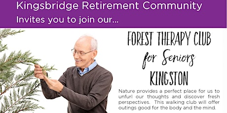 Forest Therapy Club for Seniors tickets
