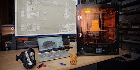 Creiamo un Tremolino: il robot disegnatore stampato 3D tickets