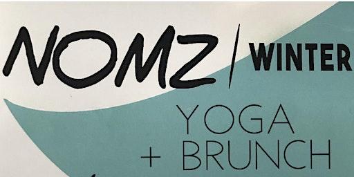 Yoga + Brunch with Do Good Yoga + NOMZ