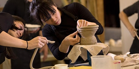 Pottery taster session! £45 tickets