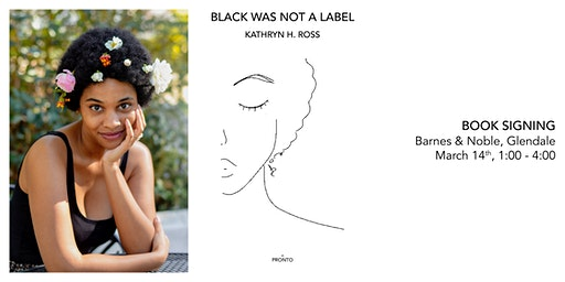 Book Signing - Black Was Not a Label