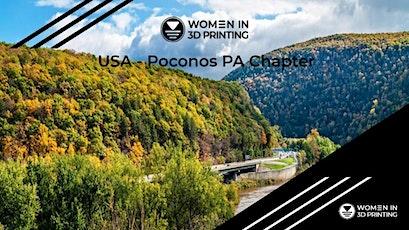 Women in 3D Printing - Poconos Premiere Event tickets