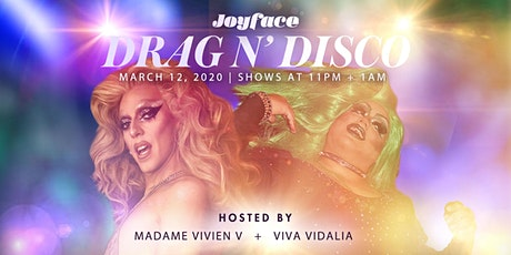 DRAG N' DISCO tickets