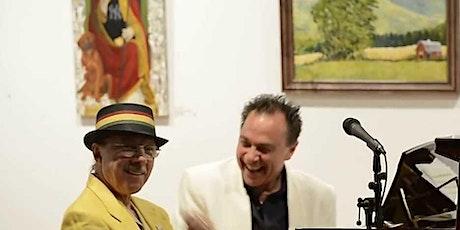 Rio Clemente & Regan Ryzuk ~ Artistry in Motion 'Four Hand Piano Duo' tickets