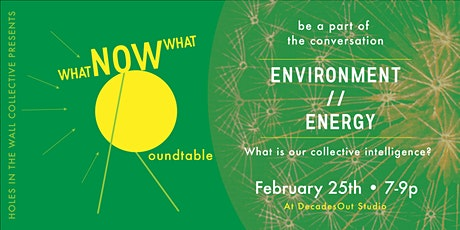¡whatNOWwhat? Roundtable Series tickets