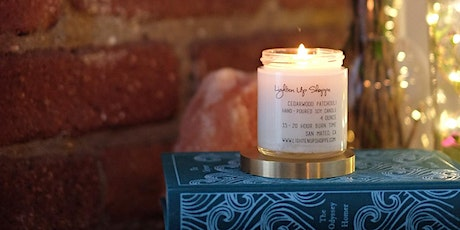 Soy Candle Workshop - 2 8oz soy candles tickets