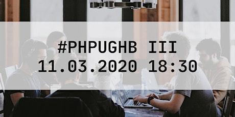 PHP Usergroup Bremen | #PHPUGHB III Tickets