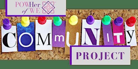 POWHer: Volunteer Event / The Shade Tree tickets