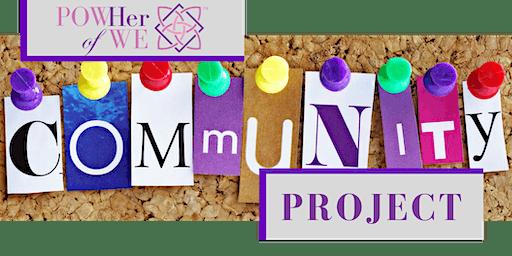 POWHer: Volunteer Event / The Shade Tree