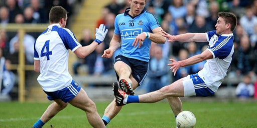 Dublin v Monaghan - GAA Football League Live