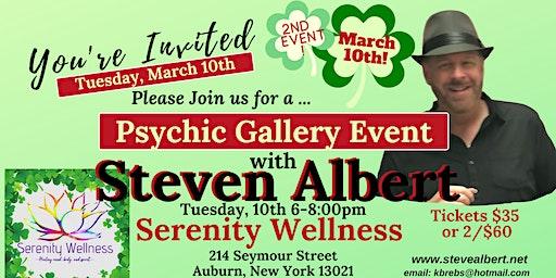 Steven Albert: Psychic Gallery Event - Serenity 3/10