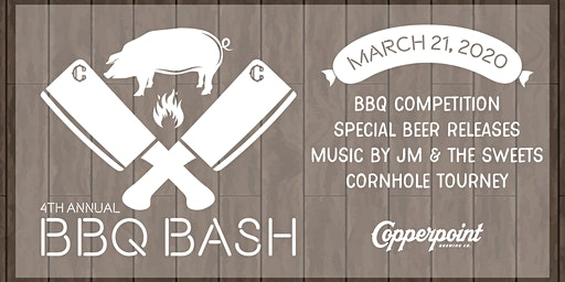 4th Annual BBQ Beer Bash