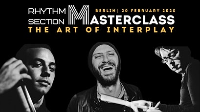 Masterclass Rhythm Section | The Art of Interplay by Berklee Alumni billets