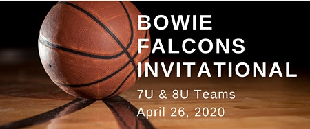Bowie Falcons Basketball Invitational